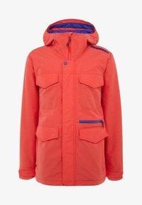 Burton - COVERT - Snowboard jacket - flame scarlet - 7