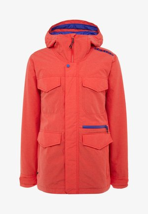 COVERT - Snowboard jacket - flame scarlet