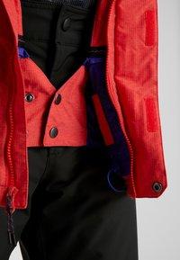 Burton - COVERT - Snowboard jacket - flame scarlet - 6