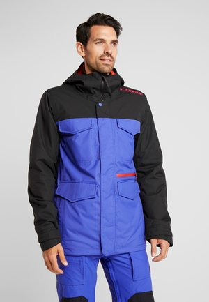 COVERT - Snowboardjacka - royal/true black