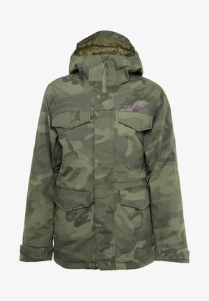 COVERT - Snowboard jacket - worn