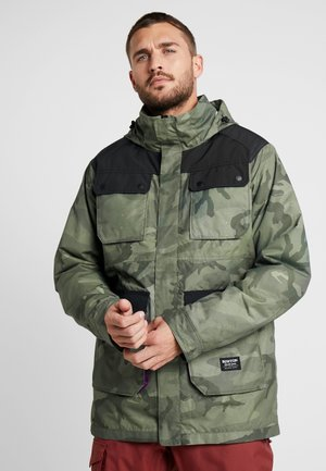 FALLDROP - Outdoor jacket - dark green