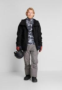 Burton - GORE BREACH - Snowboard jacket - true black - 1