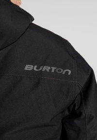 Burton - GORE BREACH - Snowboard jacket - true black - 7