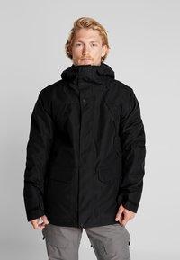 Burton - GORE BREACH - Snowboard jacket - true black - 0