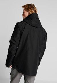 Burton - GORE BREACH - Snowboard jacket - true black - 2