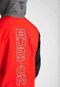 Burton - GORE DOPPLER - Snowboard jacket - red - 9