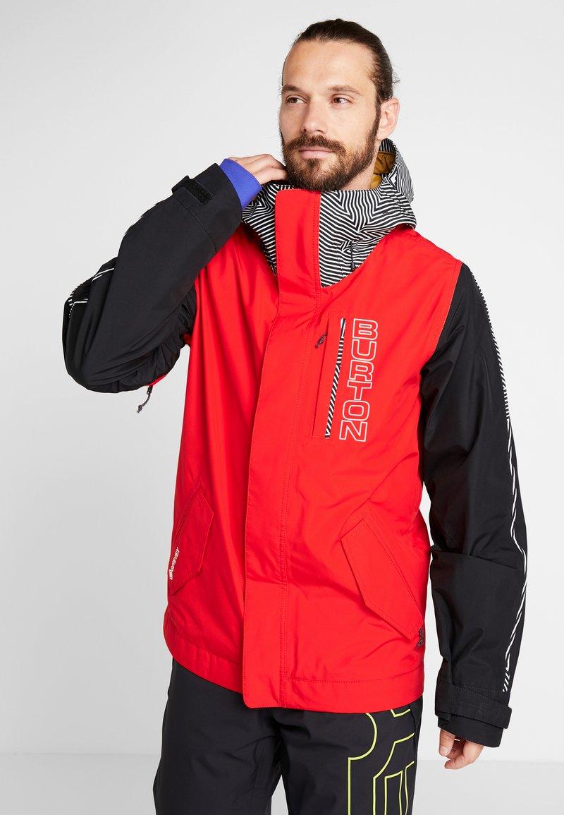 Burton - GORE DOPPLER - Snowboard jacket - red
