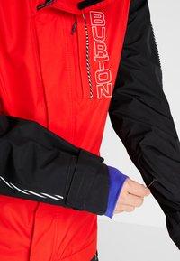 Burton - GORE DOPPLER - Snowboard jacket - red - 5