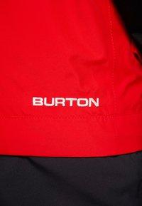 Burton - GORE DOPPLER - Snowboard jacket - red - 4