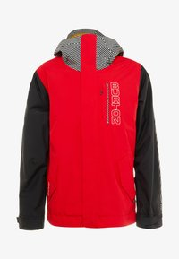 Burton - GORE DOPPLER - Snowboard jacket - red - 8