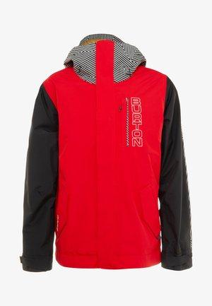 GORE DOPPLER - Snowboardjacke - red