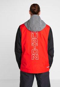 Burton - GORE DOPPLER - Snowboard jacket - red - 2