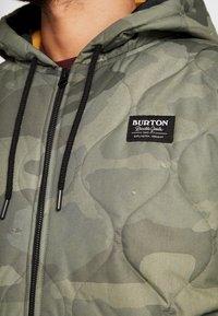 Burton - MALLET - Vinterjacka - worn - 4