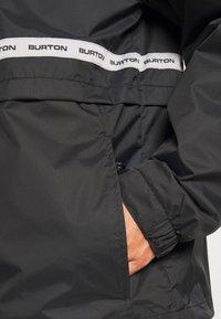 Burton - MEN'S MELTER JACKET - Snowboardjacka - true black - 7