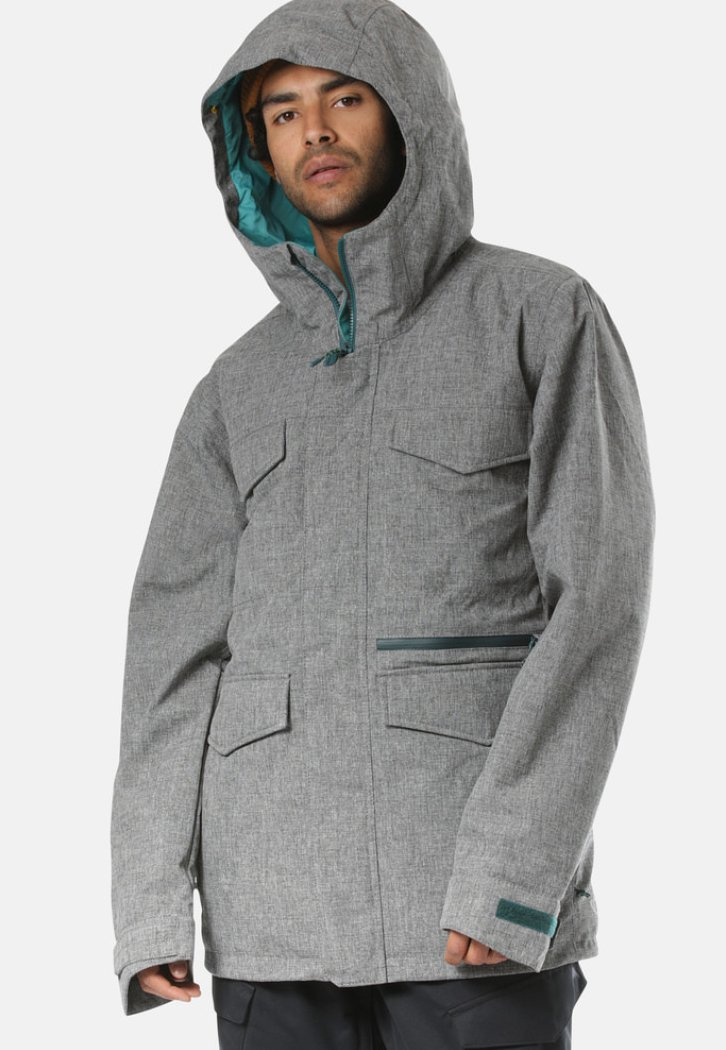 Burton - Snowboardjas - grey