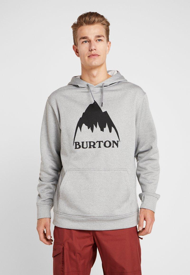Burton - Hoodie - gray heather