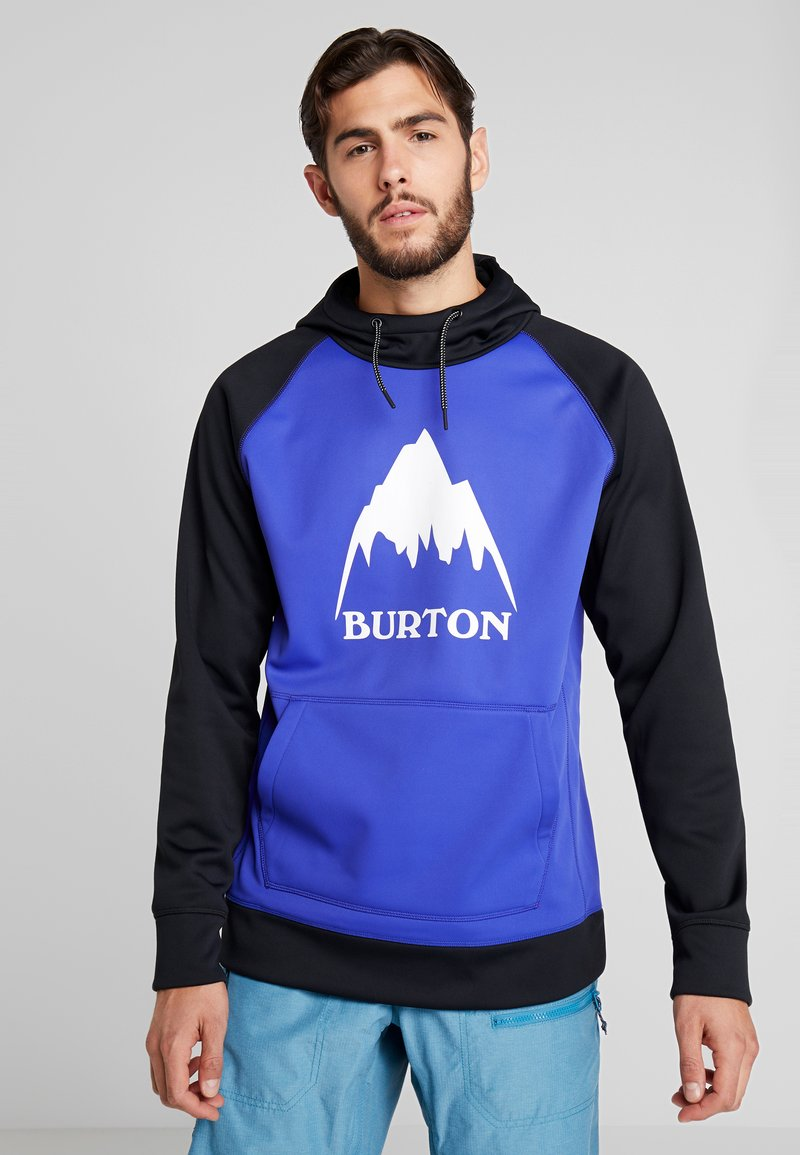 Burton - CROWN  - Sweat à capuche - royal/tru black