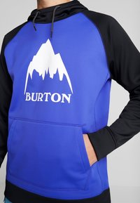 Burton - CROWN  - Luvtröja - royal/tru black - 3
