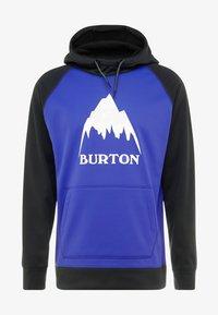 Burton - CROWN  - Luvtröja - royal/tru black - 4