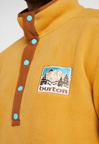 Burton - HEARTH  - Fleece jumper - wood thrush - 4