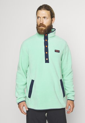 HEARTH  - Fleece trui - buoy blue