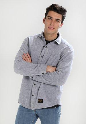SNAP - Fleecejas - gray heather