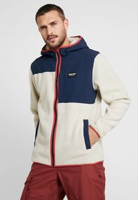 Burton - HEARTH  - Fleecejacka - beige - 0