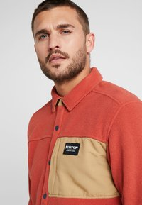 Burton - HEARTH  - Fleece jacket - orange - 4