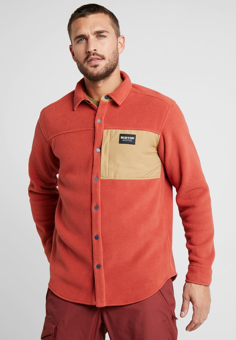 Burton - HEARTH  - Fleece jacket - orange