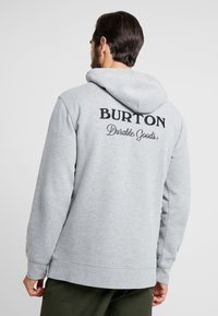 Burton - DURABLE GOODS - Luvtröja - gray heather - 2