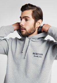 Burton - DURABLE GOODS - Luvtröja - gray heather - 3
