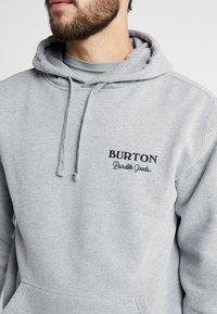 Burton - DURABLE GOODS - Luvtröja - gray heather - 5