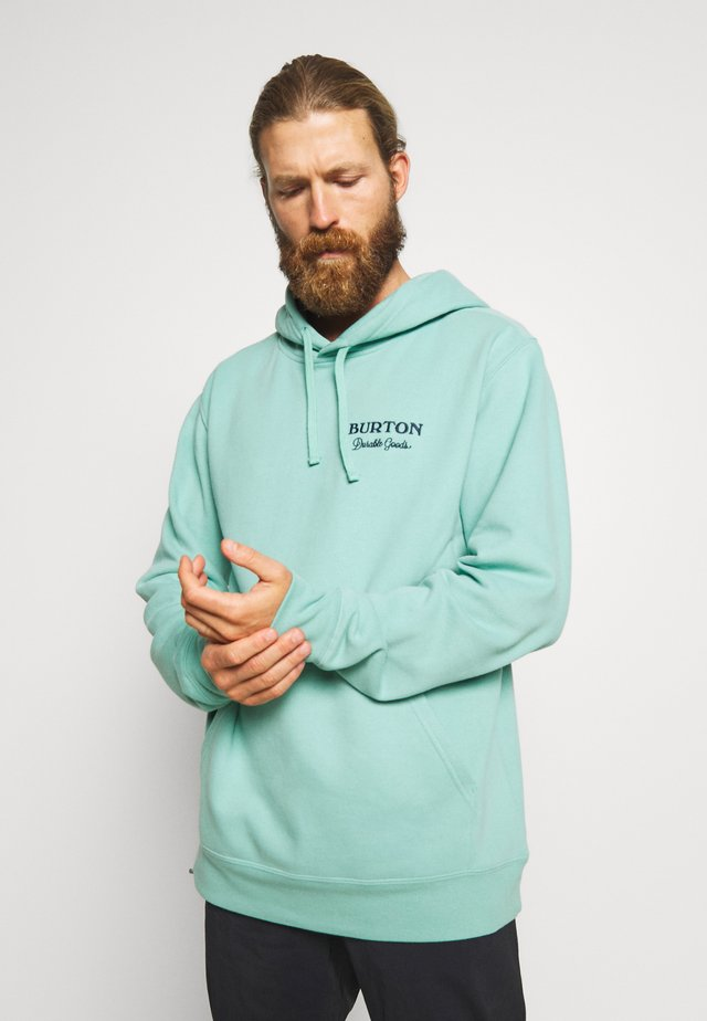 DURABLE GOODS - Hoodie - buoy blue