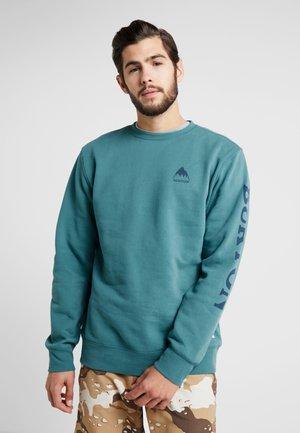 ELITE CREW - Sweatshirt - storm blue