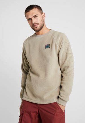 WESTMATE CREW - Fleece jumper - timber wolf