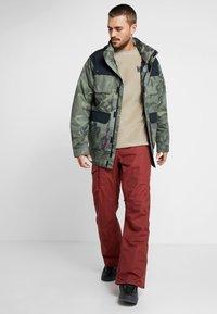 Burton - WESTMATE CREW - Fleece jumper - timber wolf - 1