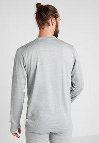 Burton - MIDWEIGTH CREW  - Unterhemd/-shirt - monument heather - 2