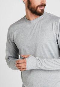 Burton - MIDWEIGTH CREW  - Unterhemd/-shirt - monument heather - 3