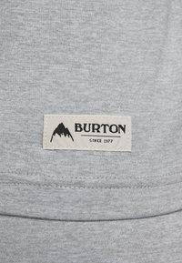 Burton - MIDWEIGTH CREW  - Unterhemd/-shirt - monument heather - 6