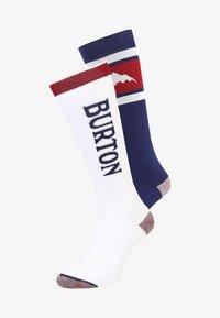 Burton - WEEKEND 2 PACK - Skarpety sportowe - mood indigo - 0