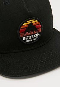 Burton - UNDERHILL                         - Keps - true black - 4