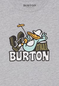 Burton - Triko s potiskem - gray heather - 3