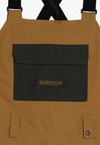 Burton - SKYLAR  - Zimní kalhoty - wood thrush - 4