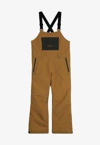 Burton - SKYLAR  - Zimní kalhoty - wood thrush - 3