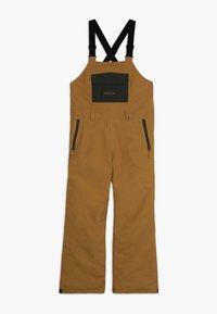 Burton - SKYLAR  - Zimní kalhoty - wood thrush - 0