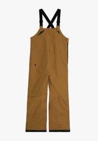 Burton - SKYLAR  - Zimní kalhoty - wood thrush - 1
