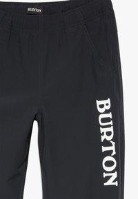 Burton - SPURWAY - Bukse - true black - 2
