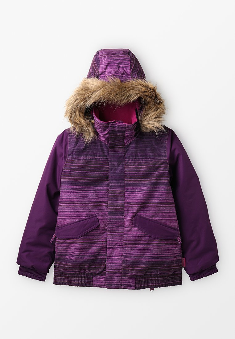Burton - GIRLS WHIPLY - Snowboard jacket - grasun/concrd