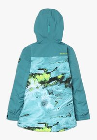 Burton - COVERT - Snowboard jacket - blue/green - 1